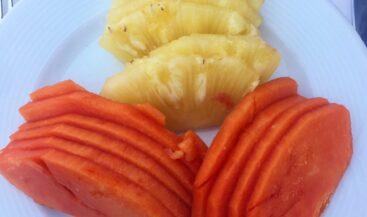 Health Benefits of Papaya and Pineapple