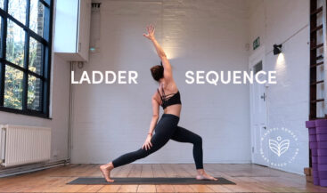 This Week's Ladder Flow Yoga Sequence