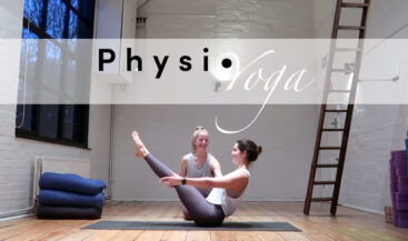 Physi-Yoga Series: The Core