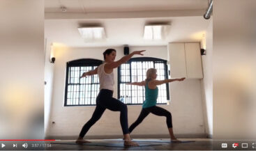 Creative Sequence Yoga Flow August