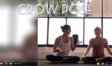 Tutorial: How To Do Crow Pose