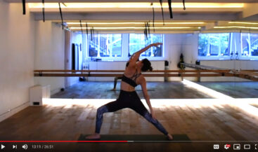 This Week's Creative Yoga Sequence