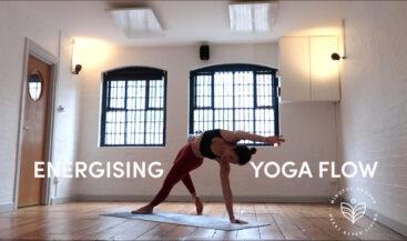 Full Body Energising Flow