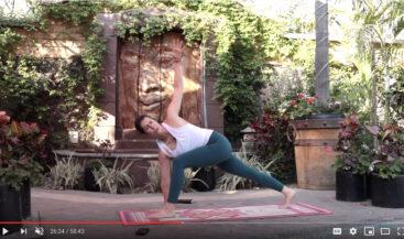 lululemon Live Stream Dynamic Yoga Class