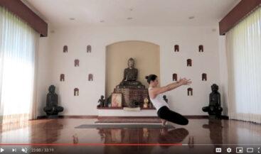35 Minute Half Mandala Yoga Flow